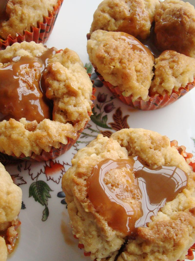 Peanutbutter Caramel MonkeyBread Cupcakes4